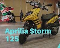 Aprilia Storm 125 chốt giá 22 triệu đồng
