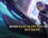 LMHT: Riven đang phá vỡ mọi giới hạn với ngọc Chinh Phục mới!