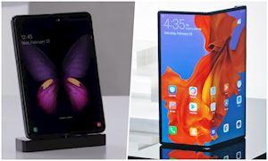 Huawei từng loại bỏ ý tưởng điện thoại màn hình gập như Galaxy Fold của Samsung