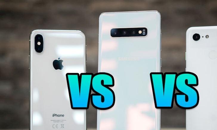 Cùng so sánh khả năng chụp đêm của Galaxy S10+ vs Pixel 3 và iPhone XS để xem thiết bị nào tốt nhất