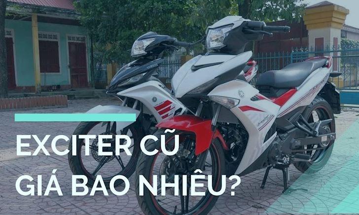 Mua Yamaha Exciter cũ đời nào giá sẽ tốt?