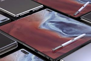 Concept hoàn chỉnh của Samsung Galaxy Fold 2 khiến tín đồ Note ngỡ ngàng