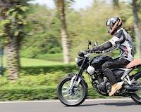 Honda CB190SS - mô tô dành cho người mới chơi