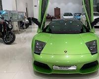 Hết thời, siêu xe Lamborghini LP640 bị đại gia Việt ruồng bỏ