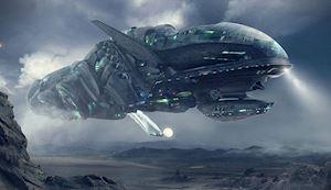 Những tàu vũ trụ siêu khổng lồ trong thế giới Game