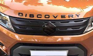 Chữ DISCOVERY là gì mà xe nào cũng dán?
