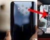 Cận cảnh cấu trúc 5 camera trên Nokia 9 PureView qua video mổ xẻ