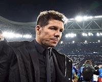 Điểm NÓNG sáng 13/3: Simeone từ chối chỉ trích Ronaldo