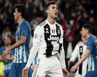 Ghi liền 3 bàn, Ronaldo lập kỷ lục mà lịch sử UEFA chưa từng chứng kiến