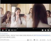 Oppo F11 Pro bất ngờ lộ diện trong MV mới của Hương Giang Idol