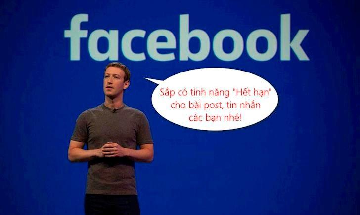 Facebook sẽ tung ra tính năng 'hết hạn' bài post, đăng bài khỏi lo bị phốt nữa rồi