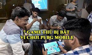 7 game thủ bị bắt vì chơi PUBG Mobile ở Rajkot, Gujarat