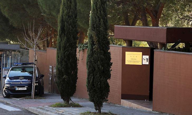 Ai tấn công đại sứ quán Triều Tiên ở Tây Ban Nha?