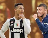 Juventus khởi động thương vụ 'siêu khủng' để Mbappe đá cặp Ronaldo
