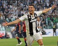 Genoa - Juventus: 'Tên lửa' Ronaldo bứt tốc