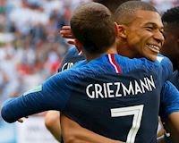 """Pháp cấm công dân đặt tên con là """"Griezmann Mbappe"""""""