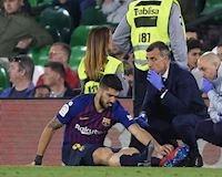 Barca nhận tin sốc về Suarez, Man Utd mừng như bắt được vàng