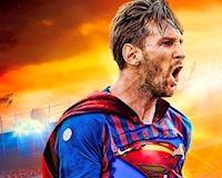 Hóng cùng dân mạng thế giới: Messi, trở về hành tinh của mình đi