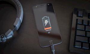 Làm gì khi điện thoại sạc không vô pin?