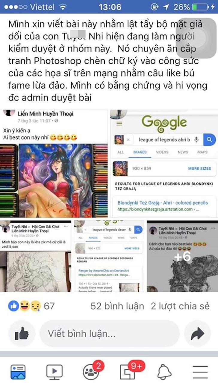 LMHT: Boc phot nu game thu xinh dep an cap tranh cua nguoi khac va mang di lua dao
