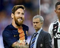 Mourinho đánh giá thấp Messi và Ronaldo hơn một cầu thủ 20 tuổi