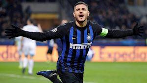 Inter Milan ra giá cho Icardi, thị trường châu Âu sôi sục