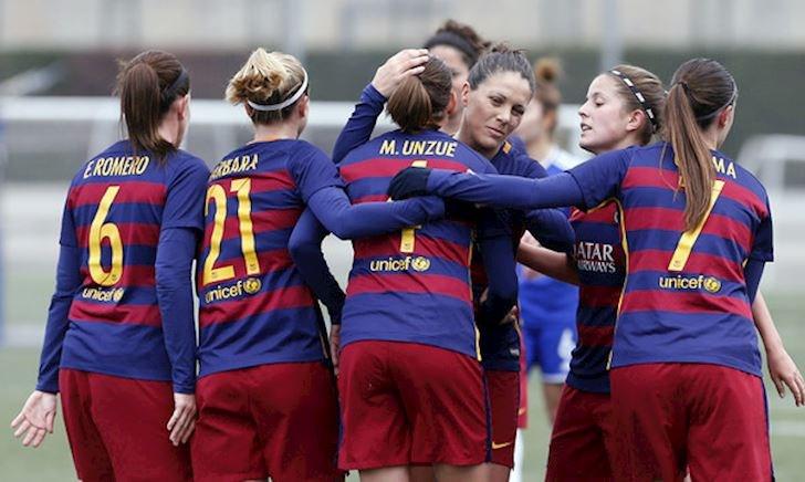 6 vạn CĐV giúp đội nữ Barcelona lập kỷ lục thế giới