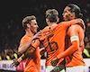 Hà Lan vs Belarus: Lốc da cam cuốn phăng tất cả