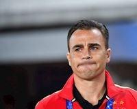 Cannavaro kể khổ, bất lực với bóng đá Trung Quốc