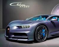Đại gia sang tay siêu xe Bugatti Chiron bản độc kiếm lời triệu đô