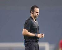 CLIP: Trọng tài 'ép' U23 Brunei ghi bàn