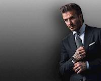 NGHĐ BẢNH: Để chất như David Beckham anh em cần biết đủ 6 chiêu này