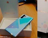 Huawei P30 Pro bản chính thức bị khui hộp trước giờ G