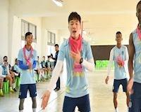 CLIP: Xuân Trường nhảy 'cực ngầu' như vũ công chuyên nghiệp
