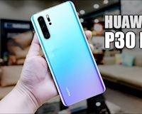 Huawei P30 Series mở bán tại Việt Nam, giá ngang ngửa iPhone, tháng 4 có hàng