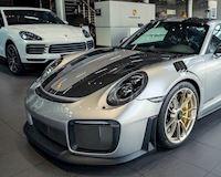 Tay chơi Sài Gòn nhận siêu phẩm Porsche 911 GT2 RS giá hơn 23 tỷ