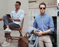 Đàn ông thông minh sẽ luôn biết cách mặc áo sơ mi sao cho chuẩn