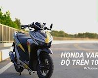 Biker Sài Gòn chi trăm triệu độ Honda Vario 150