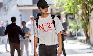 Mặc áo thun sao cho bảnh: Quy tắc 'quần nào áo đó' đúng chuẩn street style vào hè