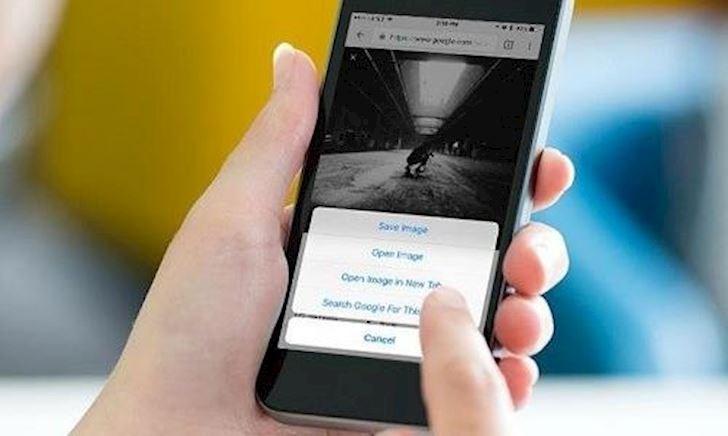 Cách tìm kiếm bằng hình ảnh vô tình bị chôm trên Android và iOS dễ như ăn kẹo