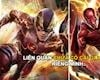Mượn ý tưởng LMHT chưa đã, Tencent còn vay mượn loạt siêu anh hùng vào Liên Quân