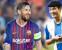 Espanyol áp đảo Barcelona nhờ sao sáng Trung Quốc