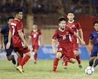 CHÍNH THỨC: Danh sách U18 Việt Nam dự giải U18 Quốc tế Hồng Kông 2019