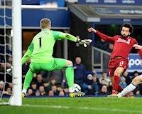 HIGHLIGHT: Salah kém duyên trước thủ môn tuyển Anh, Liverpool mất ngôi đầu