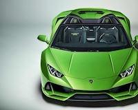 """Siêu xe Lamborghini Huracan EVO Spyder: """"chơi"""" là phải """"chất"""""""