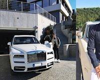 Quá nhiều tiền, Cristiano Ronaldo mua thêm siêu sang Rolls-Royce