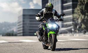 Kawasaki Z400 có giá chỉ 160 triệu tại Việt Nam