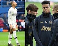 Man Utd dùng 5 sao tuổi teen đấu một mình Mbappe