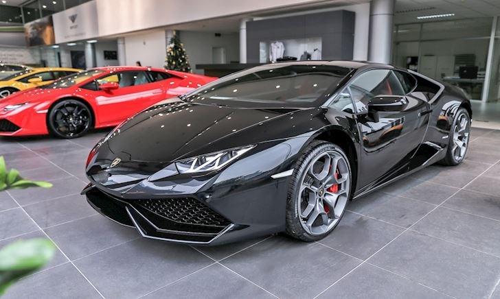 Đại gia tiền ảo Việt Nam bán tháo siêu xe Lamborghini