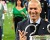 Zidane khước từ lời kêu cứu của chủ tịch Perez và Real